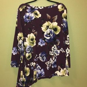 Beautiful, soft Agnes &Dora tunic in EUC